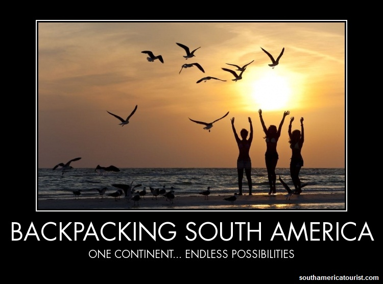 BackpackingSouthAmerica