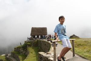 Machu Picchu (PERU) - 026