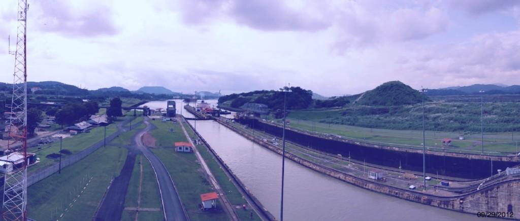 Panama Canal - 23