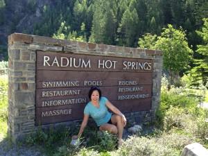 Radium Hot Springs - 4