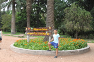 San Martin Park (Mendoza) - 02