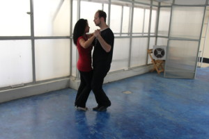Tango Class in Buenos Aires