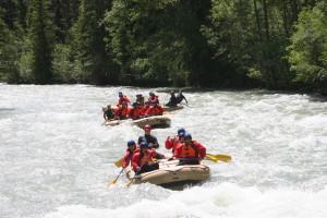 Toby Creek Rafting - 08