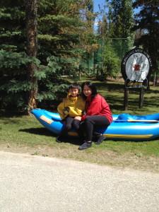 Toby Creek Rafting - 19