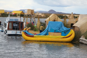 Floating Homes on Lake Titicaca (PERU) - 04