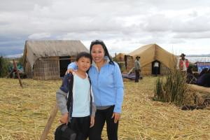 Floating Homes on Lake Titicaca (PERU) - 25