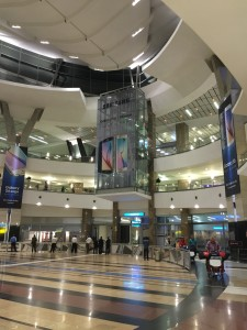 Johannesburg airport!