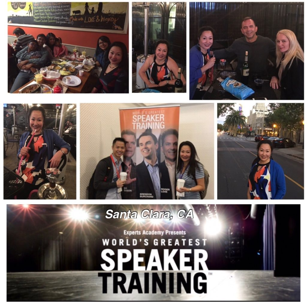 By far the best Speaker Training Course I had taken!