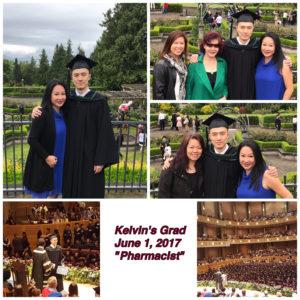 Kel's grad