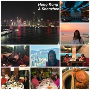 HK & China