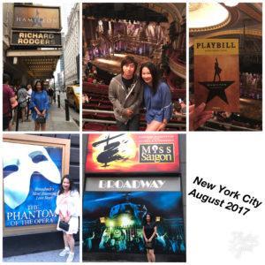 NYC - Broadway Shows
