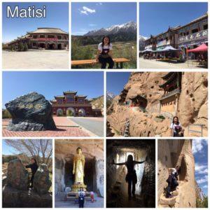 Matisi, Gansu