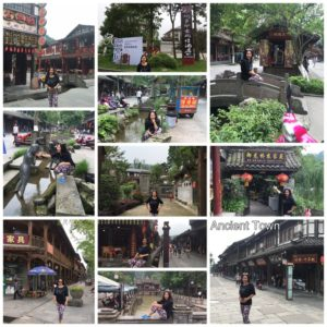 Chengdu Ancient Town