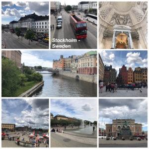 Russia, Sweden, Finland, St Petersburg, Stockham