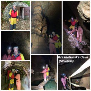 Krasnohorska Cave, Slovakia